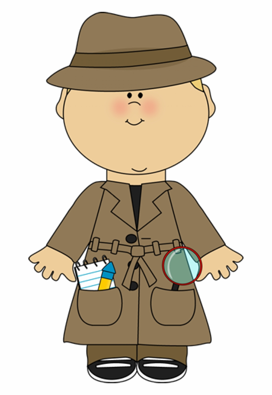 Kid detective clipart svg royalty free download Permalink To Detective Clipart Pineapple Clipart - Kid Detective ... svg royalty free download