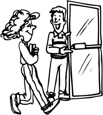 Kid opening closet clipart black and white picture black and white Open Closet Cliparts | Free download best Open Closet Cliparts on ... picture black and white