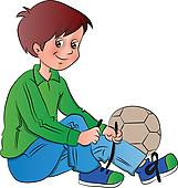 Kid putting shoes away clipart clipart stock Free Boys Shoes Cliparts, Download Free Clip Art, Free Clip Art on ... clipart stock
