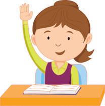 Student raising hand carpet in classroom clipart clipart download Student Raising Hand Clipart | Free download best Student Raising ... clipart download