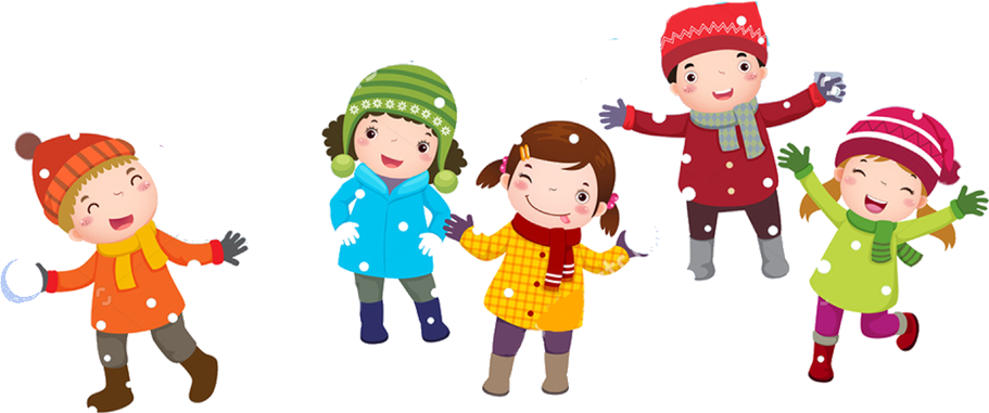 Kid snowflake background clipart image 28+ Collection of Kids Playing In Snow Clipart | High quality, free ... image