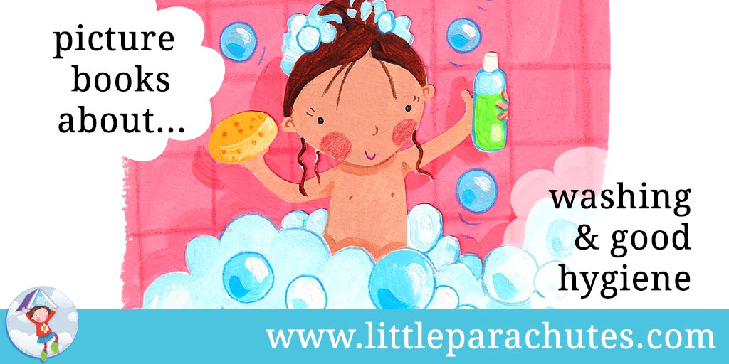 Kid that isn t ever washed their hair a bath clipart clip art royalty free library Little Parachutes • children\'s picture books about Washing ... clip art royalty free library