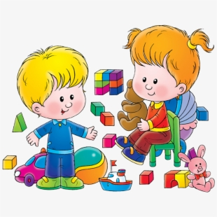 Kid toys clipart png transparent stock Kids Playing With Toys Clipart - Kindergarten Play Clipart ... png transparent stock