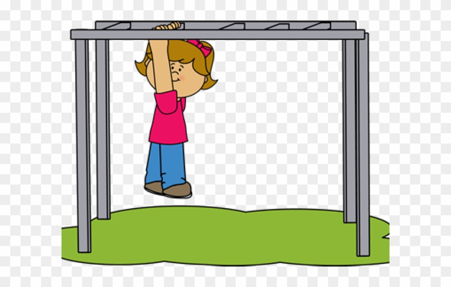 Kid upside down on monkey bars clipart vector royalty free download Clip Art Monkey Bars - Png Download (#1536176) - PinClipart vector royalty free download