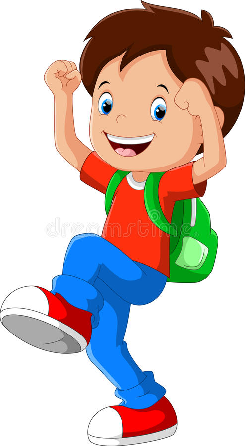 Kid with backpack clipart svg free stock Kid with backpack clipart 3 » Clipart Station svg free stock
