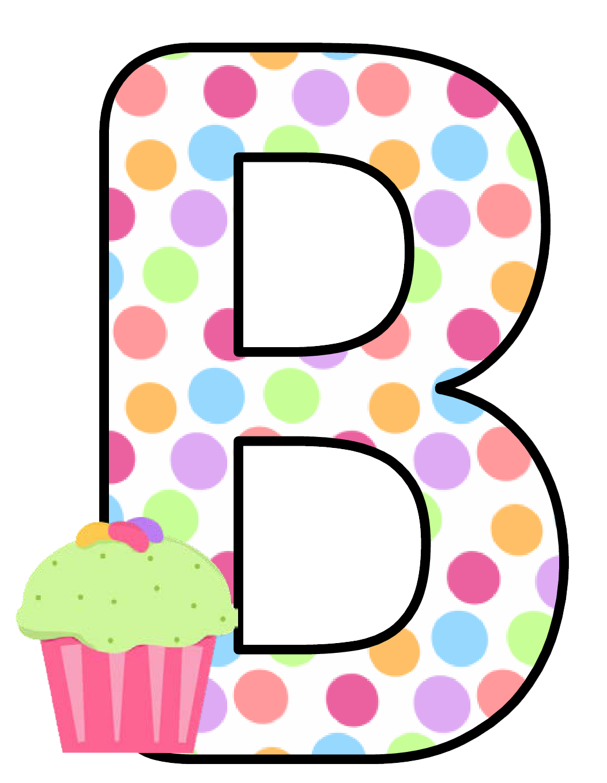 Kids alphabet letters clipart banner free library CH B *✿* ALFABETO CUPCAKE DE KID SPARKZ | ♥B♥ | Pinterest ... banner free library
