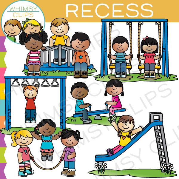 Kids at recess clipart png free Kids Recess Clip Art png free