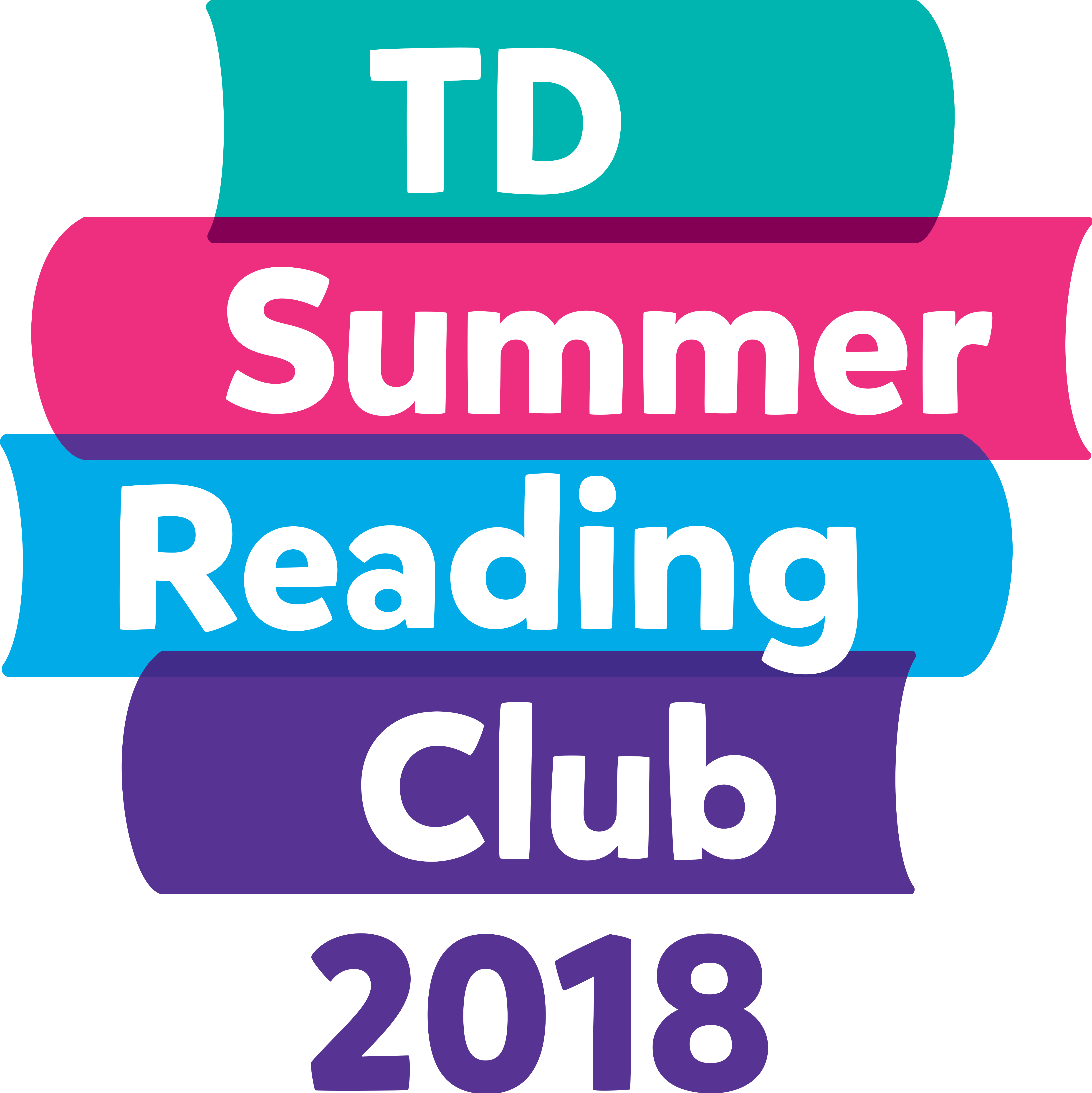 Kids book club clipart black and white stock TD Summer Reading   Brantford Public Library black and white stock