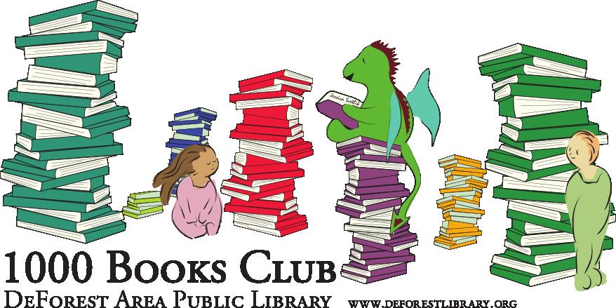 Kids book club clipart clip art transparent download Kids' Book Clubs   DeForest Area Public Library clip art transparent download