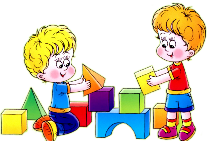 Kids building blocks clipart freeuse Blocks clipart preschooler ~ Frames ~ Illustrations ~ HD images ... freeuse
