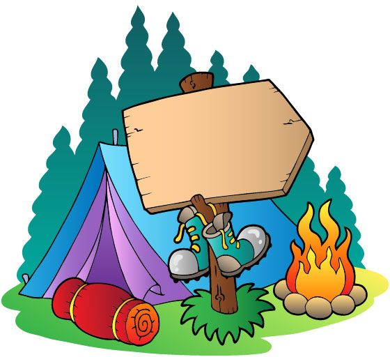 Kids camping clipart png transparent Family camping free clipart | Scrapbook Ideas | Camping ... png transparent