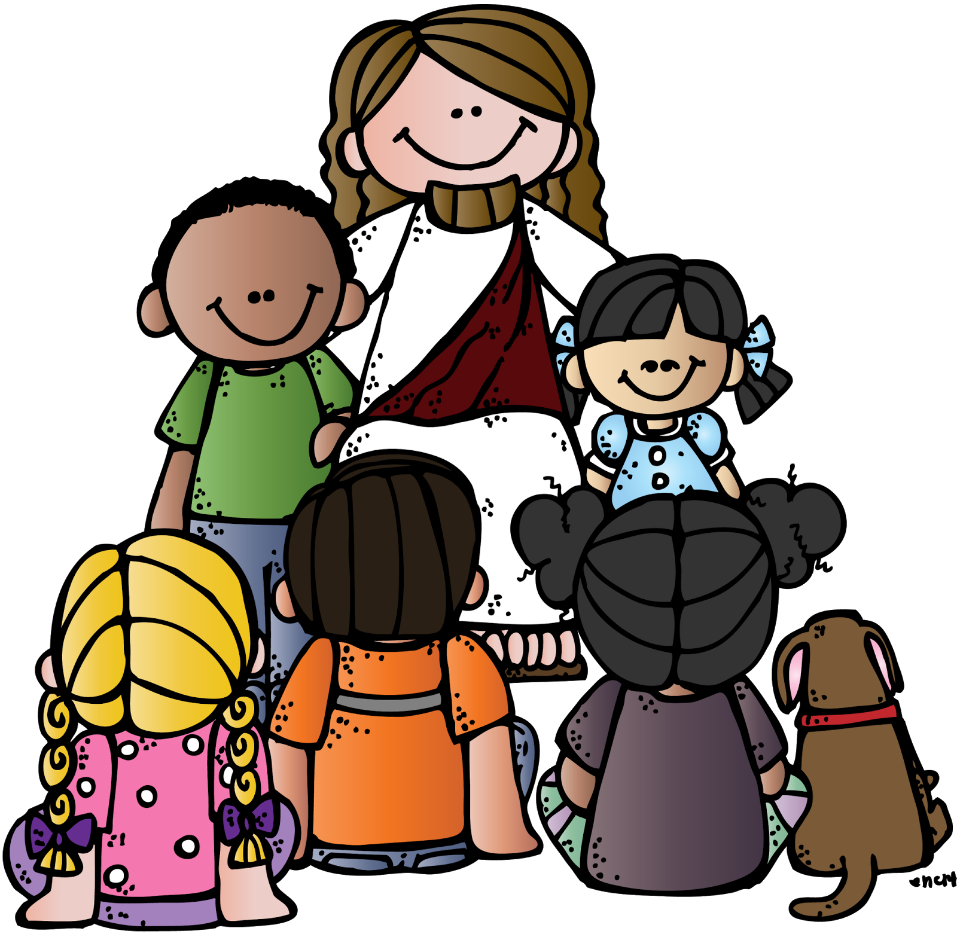 Children's christmas program clipart clip transparent stock Jesus And The Children Clipart at GetDrawings.com | Free for ... clip transparent stock