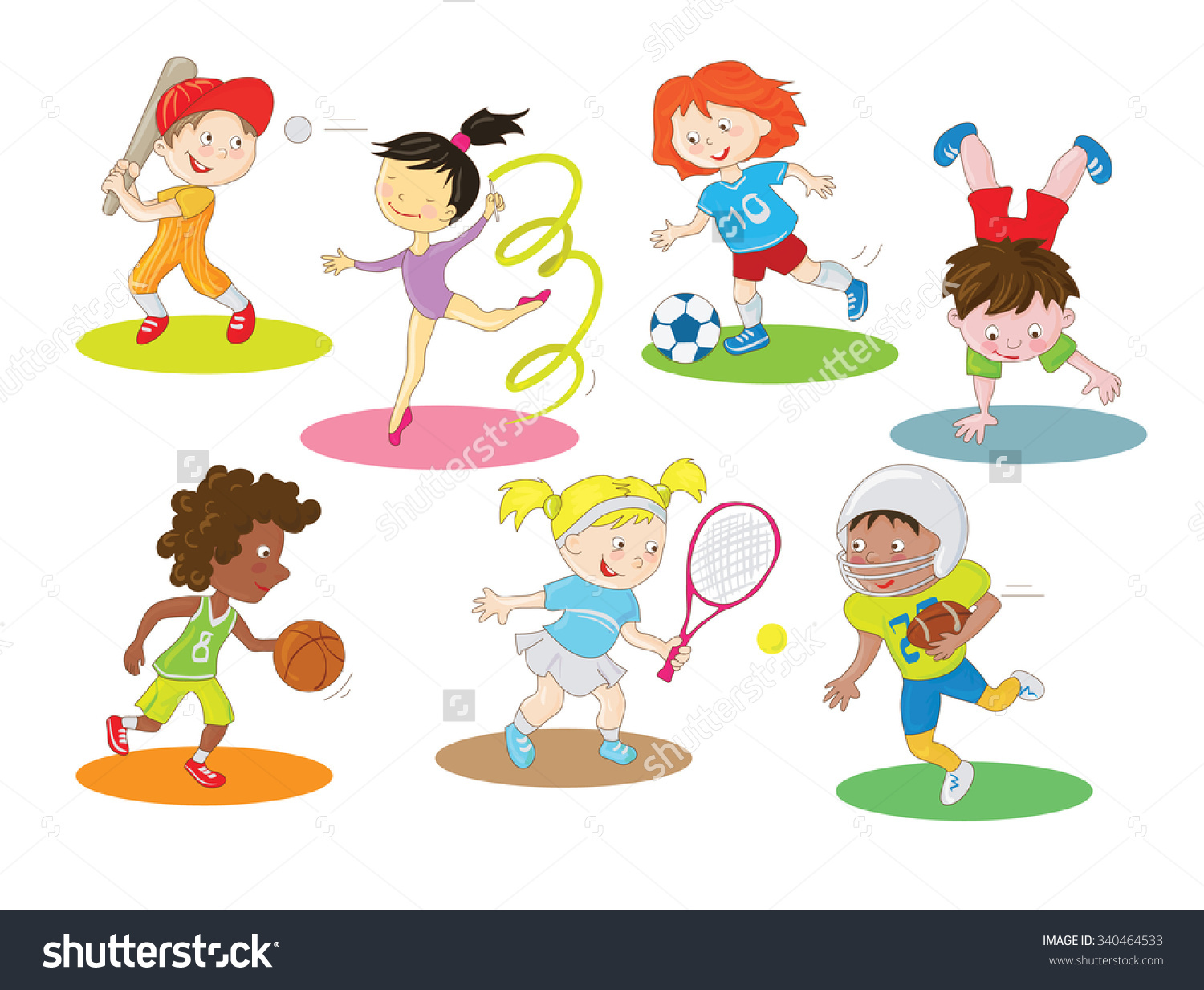 Kids character clipart png library stock Kids character clipart - ClipartFest png library stock