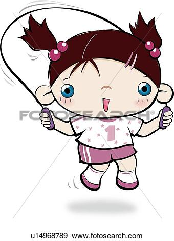 Kids character clipart svg Stock Illustration of Characters, children, person, kids, kid ... svg