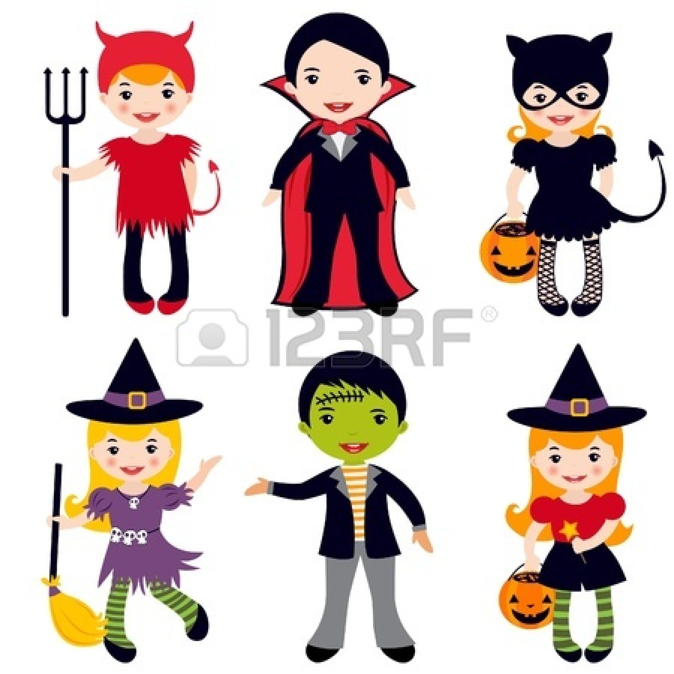 Kids character costumes clipart svg black and white Kids character costumes clipart - ClipartFest svg black and white