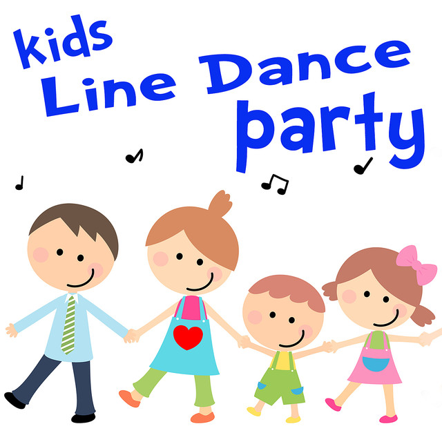 Kids dance party clipart clip free download Kids Line Dance Party by Kids Line Dance Party on Spotify clip free download