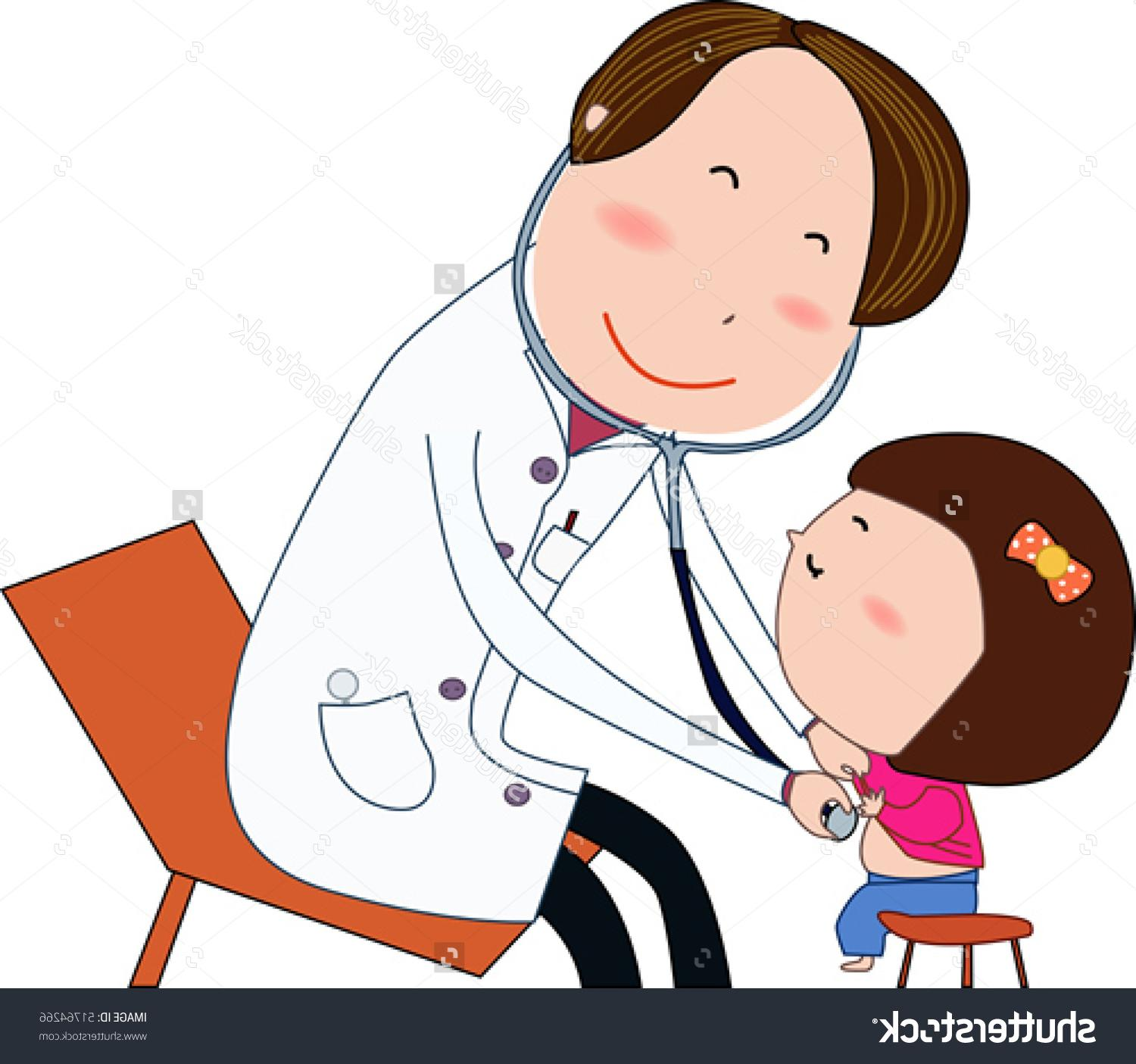 Kids doctor clipart vector transparent stock Kids doctor clipart 6 » Clipart Station vector transparent stock