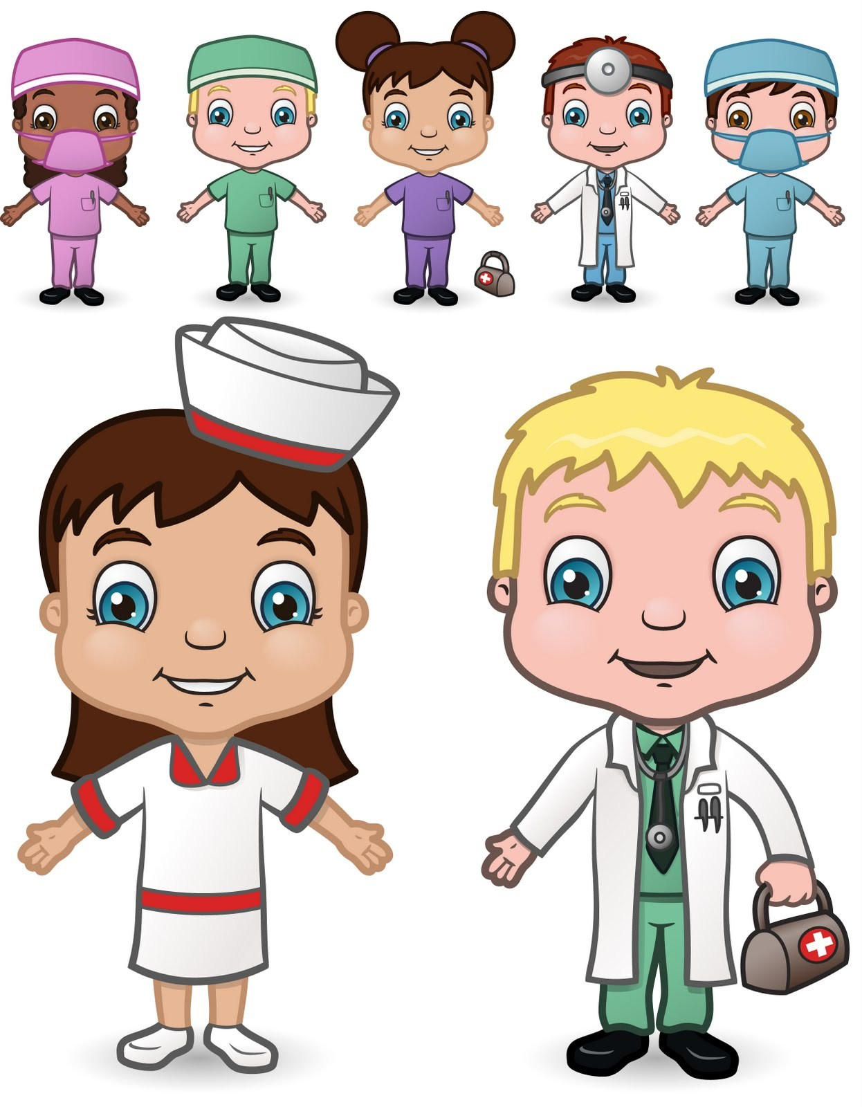Kids doctor clipart clipart stock Kids doctor clipart 9 » Clipart Portal clipart stock