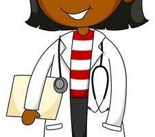 Kids doctor clipart picture stock Female doctor clipart for kids 7 » Clipart Portal picture stock