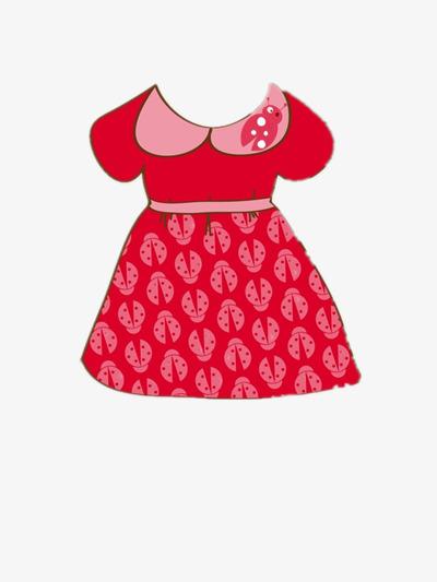 Kids dress clipart svg download Dress for kids clipart 3 » Clipart Station svg download