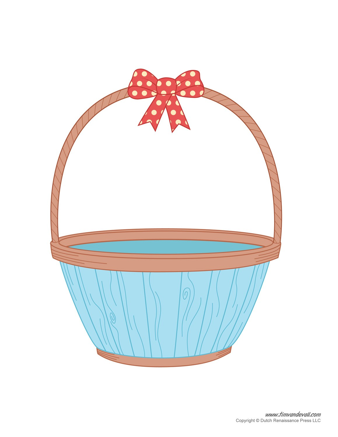 Kids easter basket clipart png freeuse admin autore a easter template page 4 of 5. easter eggs coloring ... png freeuse