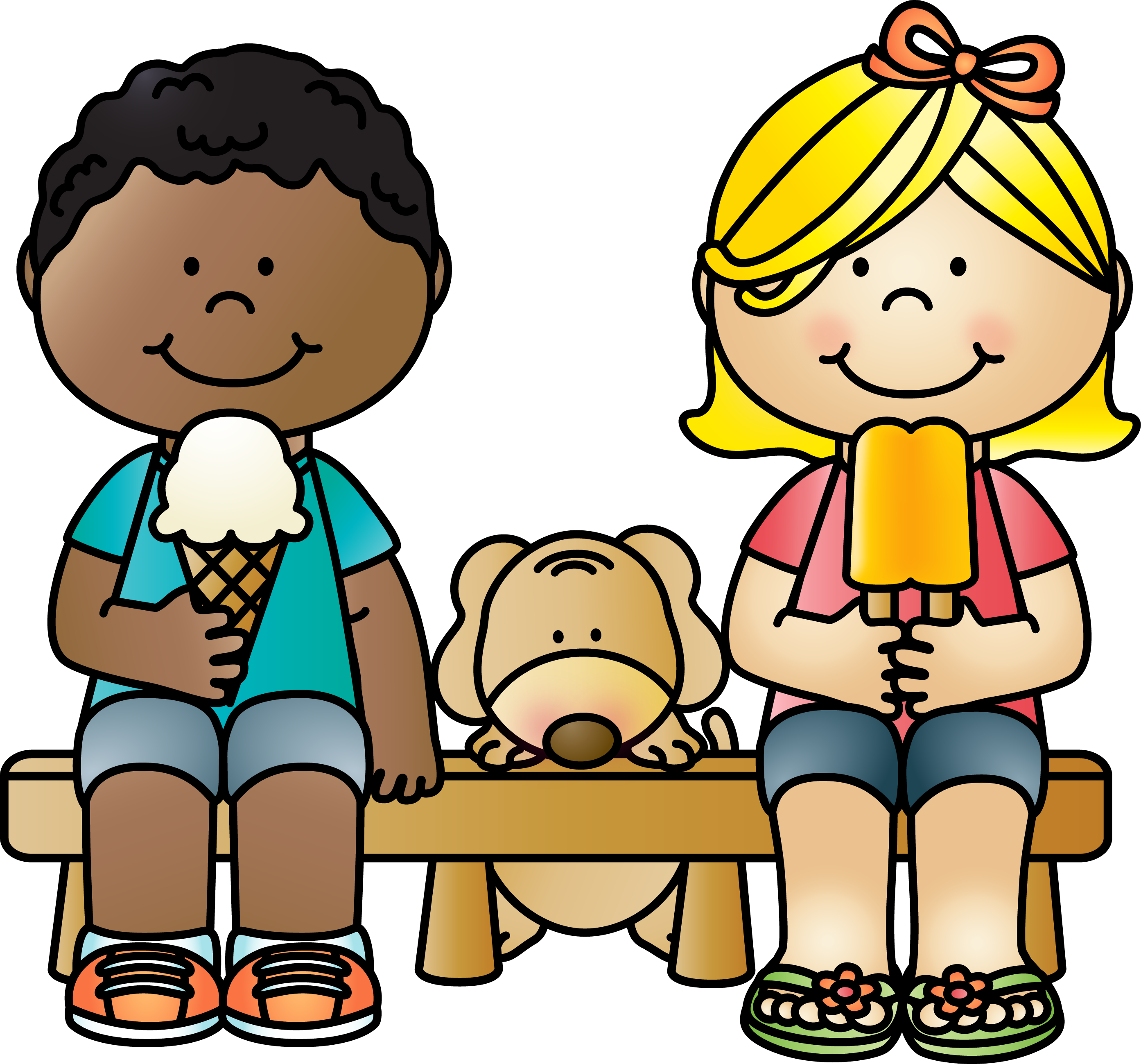 Kids eating ice cream clipart free download Kids eat ice cream clipart images gallery for free download ... free download