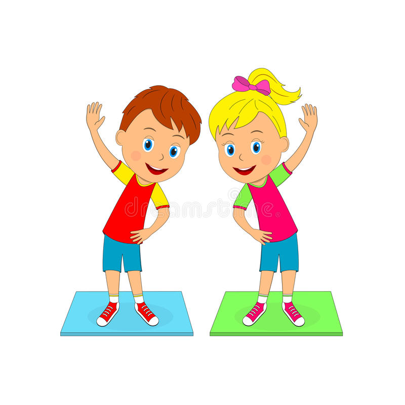 Kids exercise clipart image freeuse stock Kids exercise clipart 2 » Clipart Station image freeuse stock