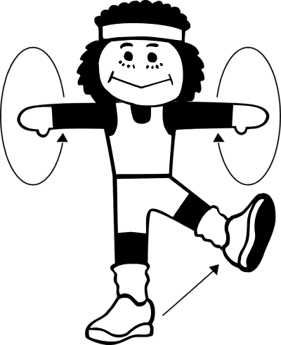 Kids exercise clipart black and white banner download Kids exercise clipart black and white 2 » Clipart Portal banner download