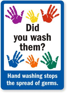 Kids hand washing clipart download Infection Control, Wash Your Hands Posters for Teens and Children ... download