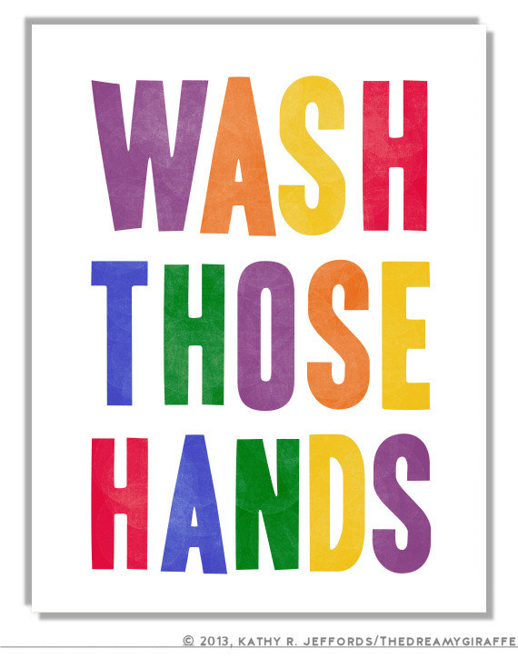 Kids hand washing clipart clip library library 17 Best images about washing hands on Pinterest | Wall signs, Easy ... clip library library