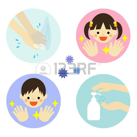 Kids hand washing clipart picture transparent library 10,896 Wash Hands Stock Vector Illustration And Royalty Free Wash ... picture transparent library