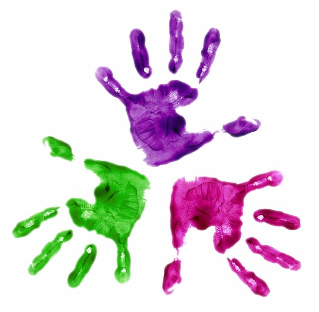 Kids handprint clipart clipart library library Kids Handprint Clipart | Clipart Panda - Free Clipart Images clipart library library