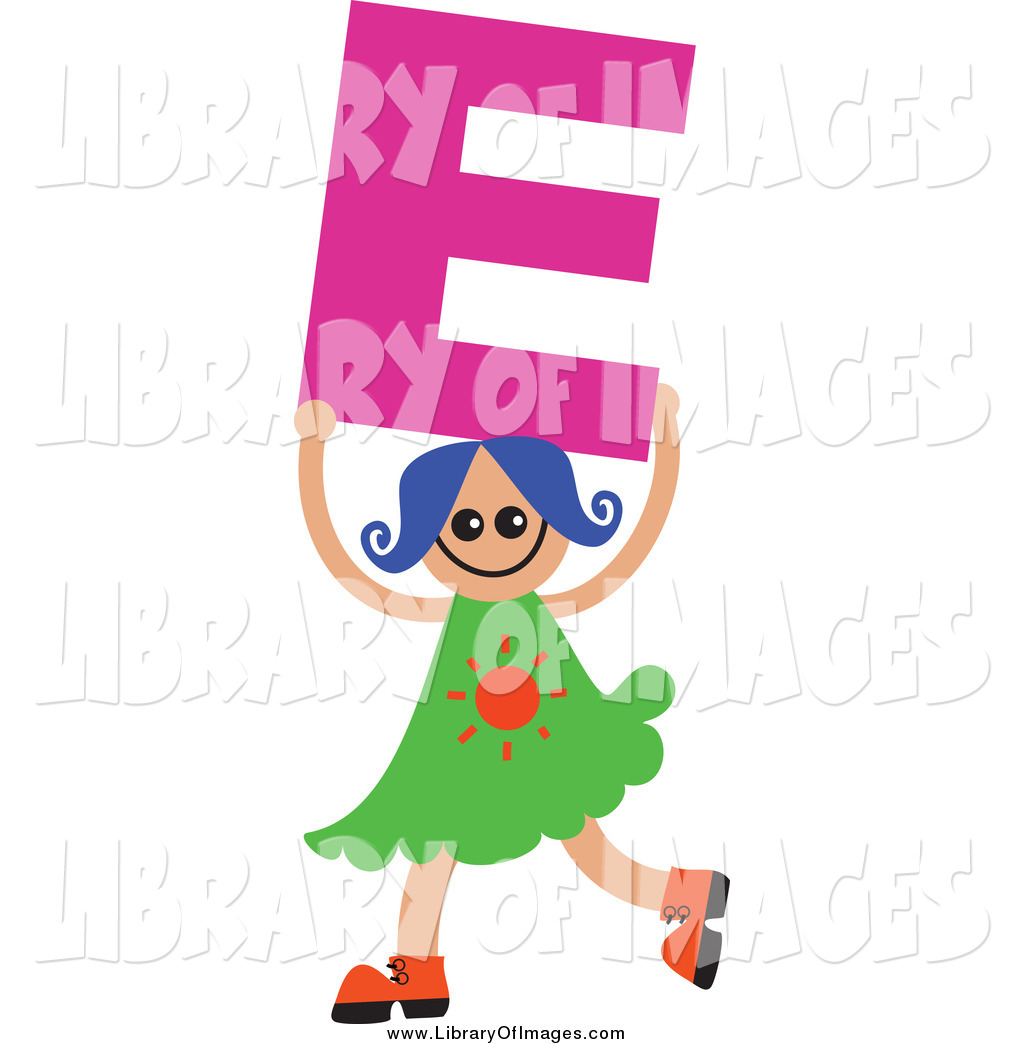 Kids holding alphabet letters clipart clipart transparent download Royalty Free Abc Stock Designs clipart transparent download