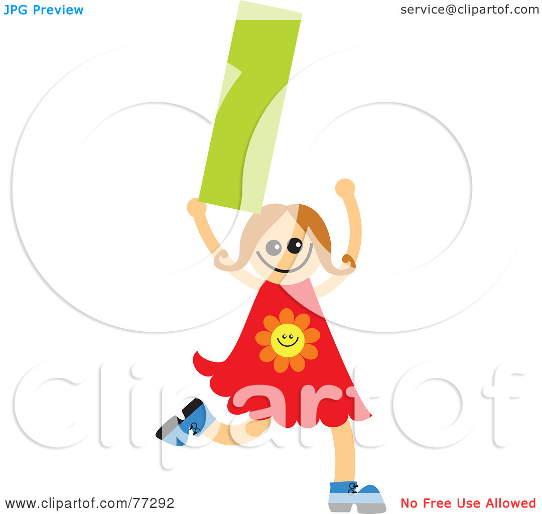 Kids holding alphabet letters clipart graphic royalty free stock Royalty-Free (RF) Clipart Illustration of an Alphabet Kid Holding ... graphic royalty free stock