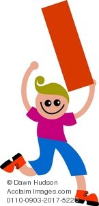 Kids holding alphabet letters clipart png transparent download Clipart Illustration of a Happy Little Child Holding a Letter of ... png transparent download