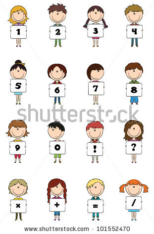 Kids holding alphabet letters clipart letter o clip art stock Stock Images similar to ID 48042346 - doodle boy holding letter n clip art stock