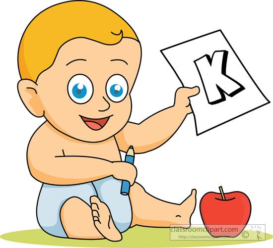 Kids holding alphabet letters clipart letter o freeuse Letter K For Mac Clipart - Clipart Kid freeuse
