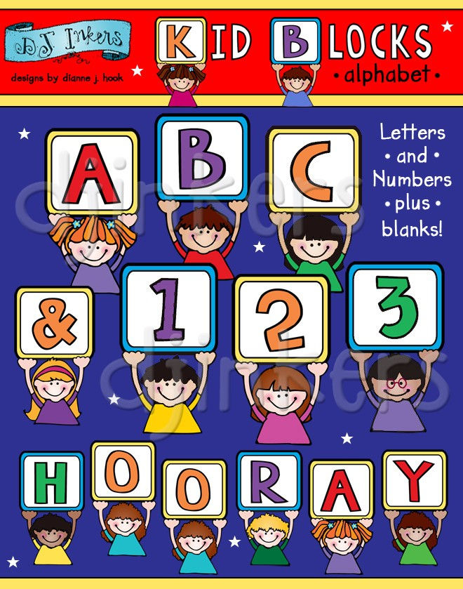 Kids holding alphabet letters clipart letter o picture library download Whimsical kids holding each letter of the alphabet -by DJ Inkers ... picture library download