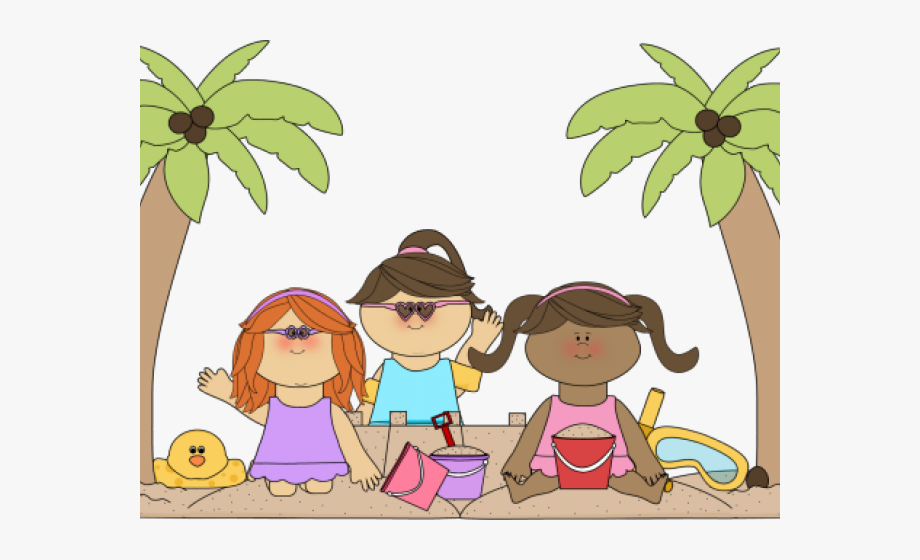 Kids in summer clipart transparent download Clipart Wallpaper Blink - Kids Summer Clipart, Cliparts ... transparent download