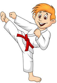 Karate kids clipart svg freeuse library Karate Kid Clipart   Free download best Karate Kid Clipart ... svg freeuse library
