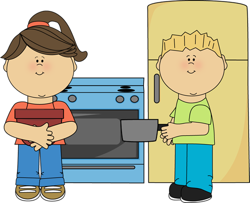 Recipe for raising children cliparts vector library Family Time in the Kitchen -- fun recipes to do together ... vector library