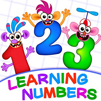 Kids learning numbers clipart banner black and white SUPER NUMBERS! Children Learn to Write Number in Kindergarten Babies  Learning Games for Preschoolers FREE: Math for Kids, Count, Writing Toddler  Game! ... banner black and white