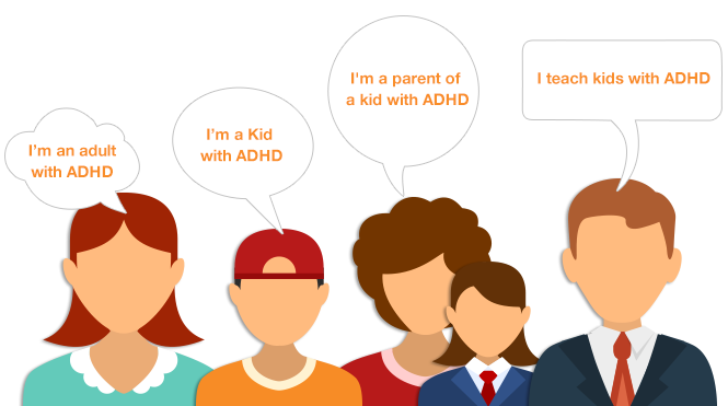 Kids look up to their parents clipart jpg transparent stock ADHD Kids Rock: Leading the Way by Jeff Rasmussen — Kickstarter jpg transparent stock