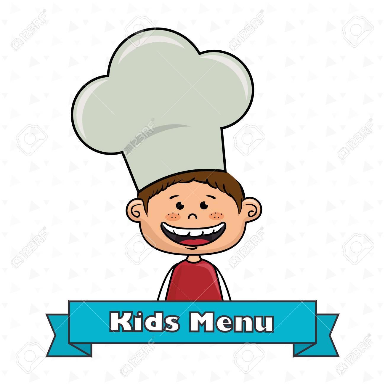 Kids menu clipart graphic free Boy kids menu food » Clipart Portal graphic free
