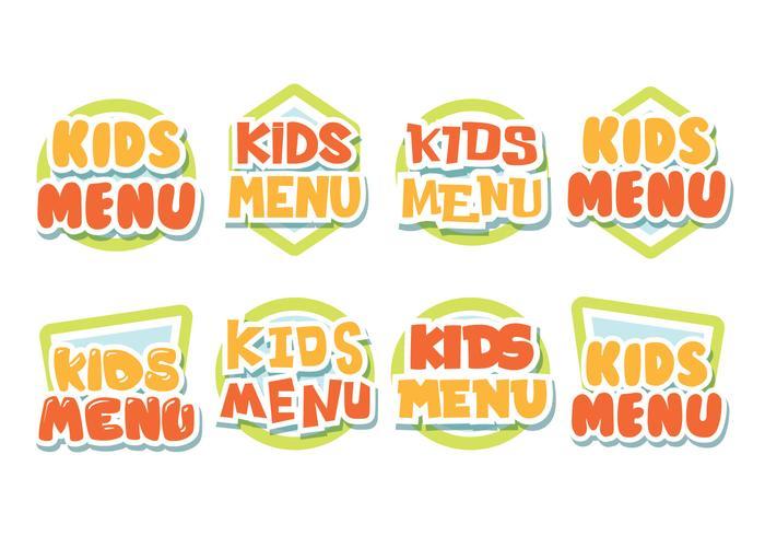 Kids menu clipart svg freeuse download Free Kids Menu Labels - Download Free Vectors, Clipart ... svg freeuse download