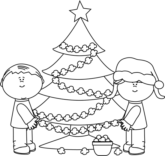 Kids nativity black and white clipart png transparent download Christmas Clip Art - Christmas Images png transparent download