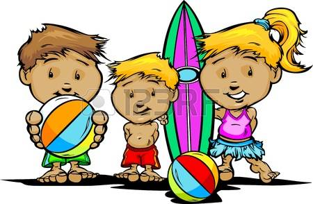 Kids on surfboard clipart picture freeuse library Cartoon Surfing Images & Stock Pictures. Royalty Free Cartoon ... picture freeuse library