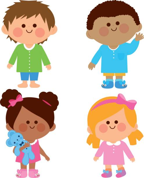 Kids pajama clipart svg transparent library Kids pajama clipart 5 » Clipart Station svg transparent library