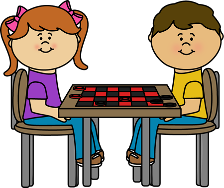 Kids playing a boardgame classroom clipart image free stock Board Game Clip Art - Board Game Images - For teachers ... image free stock