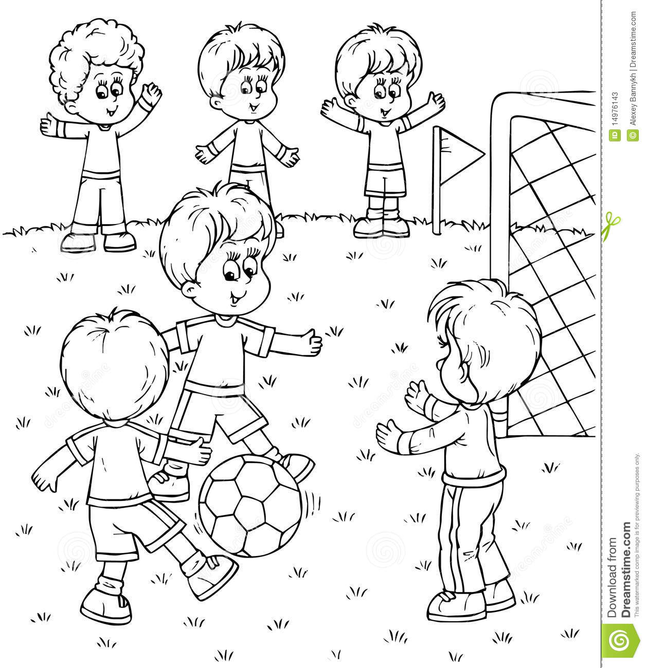 Kids playing clipart black and white graphic free Children playing clipart black and white 3 » Clipart Station graphic free